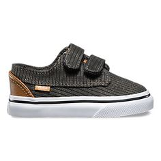 vans toddlers bishop slip on