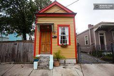 Charming Shotgun Cottage/Uptown in New Orleans $125/night