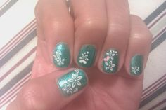 I love my doing my nails :)