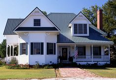 Metal Roofing Photo Gallery   Metal Roofing Alliance   Photos Of Metal Roof Types and Styles