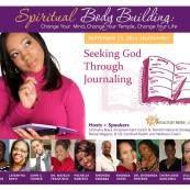 RSVP #Telesummit 9/15-24:@divamichelle44 Seeking God Through Journaling Telesummit