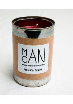 New Car Handmade Manly Scented ManCan by TheDepotLakeviewOhio
