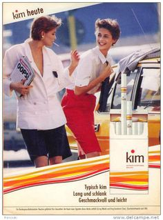 Noi che ......... da piccoli vedevamo la pubblicita delle sigarette