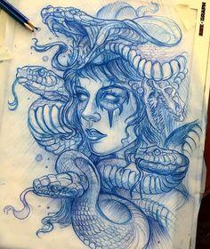 Эскизы девушек • Значение татуировки с девушкой