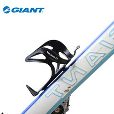GIANT Bike Bicycle Aluminium Alloy Water Bottle Cage 1/2pcs Cycling Water Bottle Holder 3 Colors Bike Accessoires New