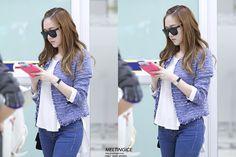 #jessica jung #airport