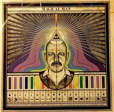 Magical Man Paul Laffoley