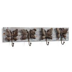 Butterflies Wall Hook