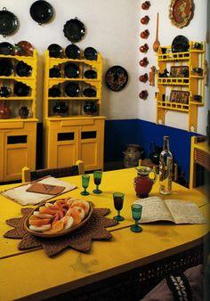 Frida's kitchen
