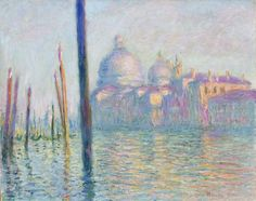 Grand Canal, Venice 1908