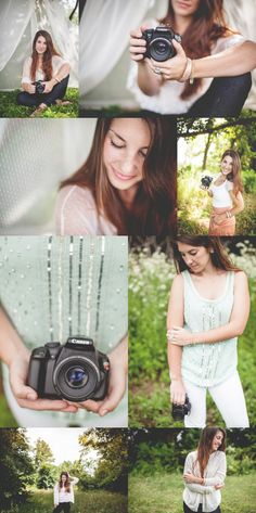 Photographer Headshots inspiration! {meagan abell photography}