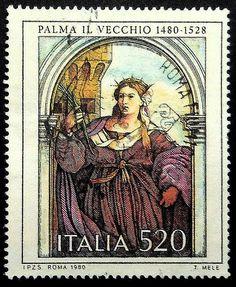 Palma Il Vecchio - Italy More about #stamps: http://sammler.com/stamps/ Mehr über #Briefmarken: http://sammler.com/bm