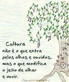 PROSA  -   TRECOS     E     CACARECOS: CULTURA - reflection