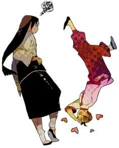 Nejiten<3 Naruto Shippuden Anime, Sasuke, Boruto, Neji And Tenten, Naruto Couples, Naruto Fan Art, Naruto Series, Cute Couples, Paradise