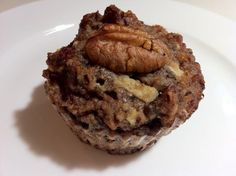 Paleo muffin recipe with Apple, Carrot & Pecan #PaleoAustralia