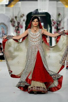 Latest Beautiful New Wedding Long Dresses Collection