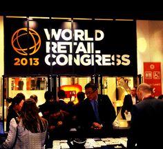 World Retail Congress 2013, Paris.