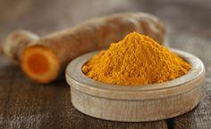 Cúrcuma ou Açafrão-da-terra, também conhecido como açafrão-da-Índia, açafroa, cúrcuma longa, gengibre amarelo, raiz de sol e turmérico.