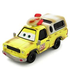 Todd Pizza Planet Truck - Pixar CARS - diecast car toy