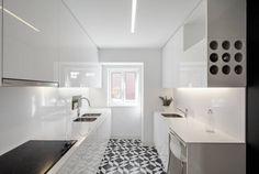 minimalistic Kitchen by Vanessa Santos Silva   Arquiteta