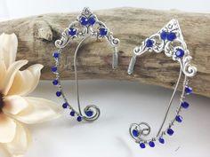 Ear Cuff - Elf Ears - Earrings - Jewelry - Fairy - Ear Cuffs - Wedding - Renaissance - Elf - Elf Costume - Fairy Cosplay - Elven Jewelry
