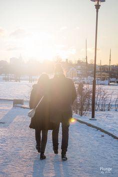 Talvipäivä Tukholmassa ja Suomi-ikävä