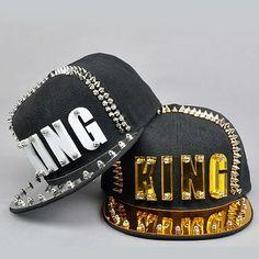 KING Snapbacks