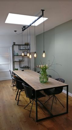 Bohemian Living Rooms, Home Living Room, Living Room Decor, Home Room Design, Living Room Designs, House Design, Küchen Design, Interior Design, Dining Room Bench Seating