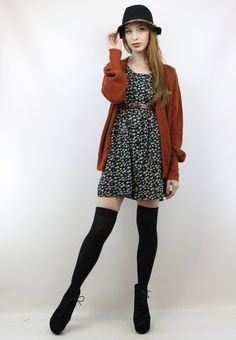 Click to check out our extensive selection of vintage oversized knits! {www.shopEBV.com}