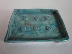 Soap Dish by lemonglaze on Etsy, $12.00