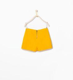 ZARA - NIÑOS - Falda pantalón bolsillos