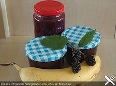 Brombeer - Kokos - Marmelade (Rezept mit Bild) von tabena | Chefkoch.de