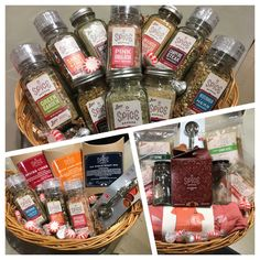 Spice Bazaar custom made gift baskets are the perfect gift for the chef in your life!