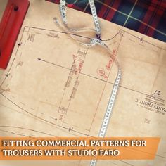 Join me at @BobbinandInk for Fitting Commercial Patterns for Trousers with Studio Faro #PatternFittings #SydneyAu You get to bring your own trouser toile and witness personal fittings on every student. Then I'll demonstrate all the pattern moves needed to perfect your pattern fitting. :)