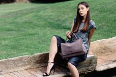 Granada is an exclusive collection of Gianni Segatta, Venetian artisan designer who goes beyond the standards and creats unique hand-crafted bags using the fine Del Conte, Exclusive Collection, Venetian, Italian Leather, Leather Backpack, Artisan, Unique, Bags, Design
