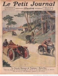 Le Petit Journal, Feb. 20, 1921