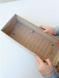 12 Jeux en carton recyclé pour nos enfants - 11 -