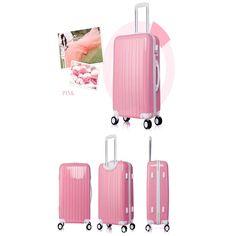 20-inch Hardside wheel Rolling Luggage bright Surface trolley luggage suitcase trunk traveling case 4colors mala de viagem valiz