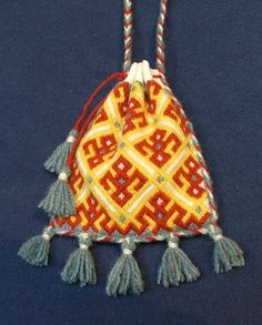 Sweden - bag finished -- hey @Kirsten Wehrenberg-Klee Mohr ! Cool, huh?