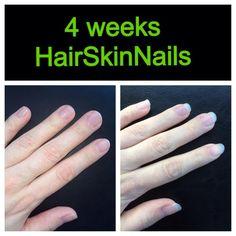 Hair Skin Nails...need I say more?!  Love results!  www.truevitalityitworks.com