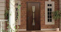 Balamale usi metalice: Garantia durabilitatii usii de intrare/ Hinges on metallic exterior doors. #hinges #door #entrancedoor #exteriordoor Doors, Metal, Exterior, Blog, Blogging, Outdoor Spaces, Doorway, Gate