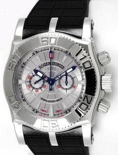 Roger Dubuis - Easy Diver Chronograph : SE46 56 9 35.3