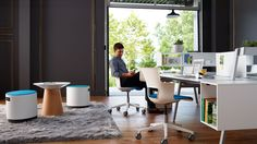 Modern Office Furniture by Turnstone - Steelcase