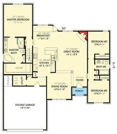 Plan 30734GD: Future Rec Room