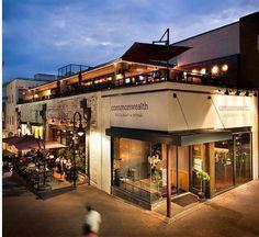 Top 20 New American Restaurants in the Mid-Atlantic! #restaurantdesign