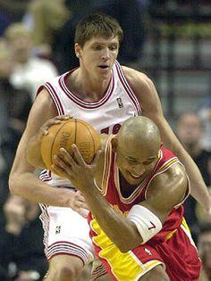 Chicago Bulls - Viktor Khryapa : 2006-2008