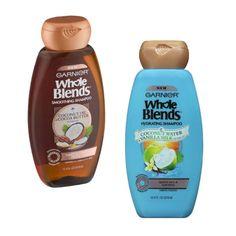En Walgreens puedes conseguir los Garnier Whole Blends Shampoo o Acondicionador de 12.5 oz a 2 x $7.00 en especial. Compra (2) y utiliza un ..