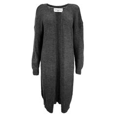 MDK cardigan, Ellie Cardigan, Mørk Grå #superlove