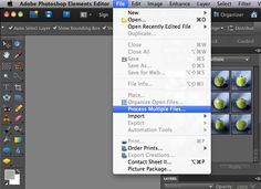 How To Batch Edit using Photoshop Elements___ I've been wanting to know how to do this since I upgraded from PSE2!! :)YAY
