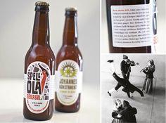 Øl for fredag kveld, når varmen i peisen er på god anmarsj.